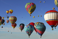 Albuquerque International Baloon Fiesta (Tag 18-19)
