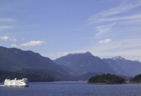 BC Ferries in Horseshoe Bay (Tag 5-7)