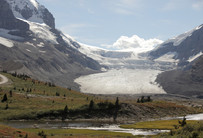 Columbia Icefields - Jasper Nationalpark (Tag 7-9)