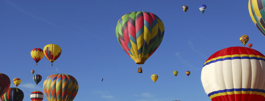 Albuquerque International Baloon Fiesta