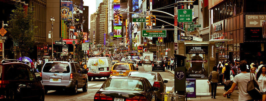 The City That Never Sleeps - Das ist New York City!